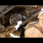 Как заменить масло на Yamaha Kodiak 450 2005 года