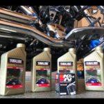 Как заменить масло в рейдере Yamaha