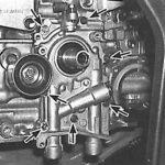 Как заменить масляный насос в Subaru Outback