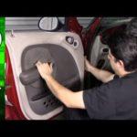 Как заменить мотор окна в PT Cruiser