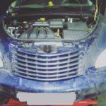 Как заменить насос гидроусилителя на PT Cruiser