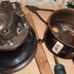 Как заменить насос гидроусилителя руля Ford Windstar