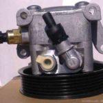Как заменить насос гидроусилителя руля на Ford Focus