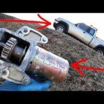 Как заменить насос гидроусилителя руля на Mercury Villager