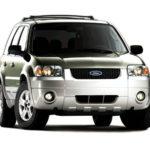 Как заменить насос стеклоомывателя Ford Escape