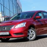 Как заменить передние дисковые тормоза в Nissan Sentra