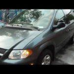 Как заменить передние сигнальные лампы в Dodge Caravan