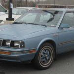 Как заменить подшипник переднего колеса на Oldsmobile Cutlass Ciera