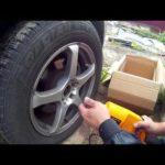 Как заменить подшипники колеса на Saturn SL2