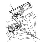 Как заменить подушку безопасности пассажира Honda Accord