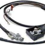Как заменить положительный аккумуляторный кабель на стартере