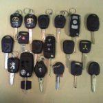Как заменить потерянный ключ для автомобилей