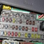 Как заменить предохранитель прикуривателя Buick Rendezvous 2007 года?