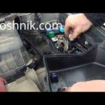 Как заменить предохранители в Toyota Camry