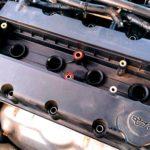 Как заменить прокладки клапанной крышки на Ford 351