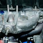 Как заменить прокладки впускного коллектора на 3,4 Chevy