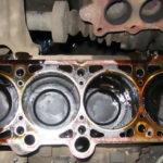Как заменить прокладку головки блока цилиндров на Z24