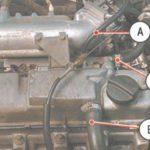 Как заменить прокладку крышки клапана на Chevrolet Silverado