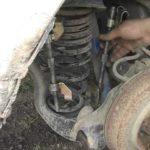Как заменить пружины в Форд Фокус