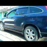Как заменить пружины в Honda CR-V
