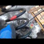 Как заменить пружины в Nissan Pathfinder