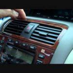 Как заменить радио в Toyota Avalon 1997 года