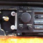 Как заменить радио в ягуаре XJS