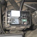 Как заменить реле сигнала поворота в Honda CR-V