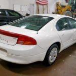 Как заменить реле стартера в Dodge Intrepid