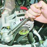 Как заменить ремень для воздушного компрессора