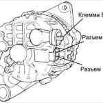 Как заменить ремень генератора переменного тока на KIA Sephia