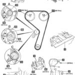 Как заменить ремень ГРМ на Ford Focus ZX3 2001 года