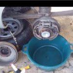 Как заменить роторы на автомобилях Nissan