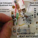 Как заменить ртутный термостат