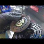 Как заменить сердечник нагревателя в Гран-При Понтиака