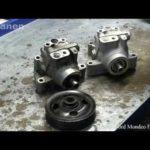 Как заменить шкив насоса гидроусилителя рулевого управления Ford