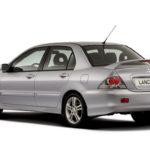 Как заменить шпильку колеса в Mitsubishi Lancer