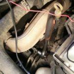 Как заменить стартер Dodge Grand Caravan 2005 года