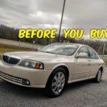 Как заменить стартер Lincoln LS 2001 года
