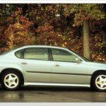 Как заменить стартер на Chevy Impala 3400 2001 года