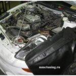 Как заменить стартер в Mitsubishi Eclipse