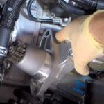 Как заменить стартер в Toyota Camry