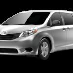 Как заменить стоп-сигналы на Toyota Sienna