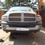 Как заменить суппорт в Dodge Ram