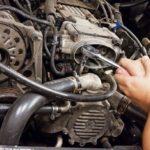 Как заменить термостат Chevrolet Impala