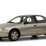 Как заменить термостат в 2000 Chevy Cavalier