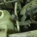 Как заменить термостат в Chevy Van