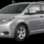 Как заменить термостат в Toyota Sienna