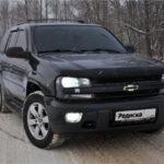 Как заменить топливную форсунку на Chevrolet TrailBlazer 2003 года с двигателем 4.2?
