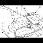 Как заменить топливный бак Ford Explorer 2002 года